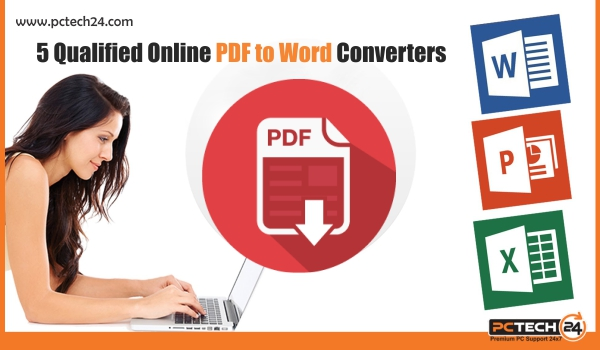 5 Qualified Online PDF to Word Converters