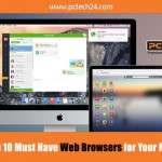 Top 10 Must Have Web Browsers for Your Mac