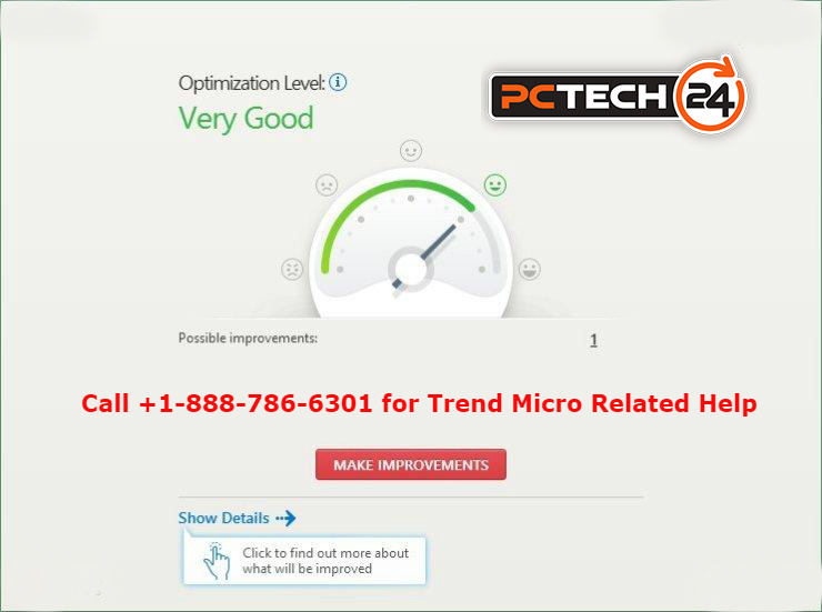 Trend Micro Internet Security Support