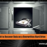recover data on a overwritten hard drive